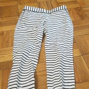 Pants - Brand new with tags Express striped pants